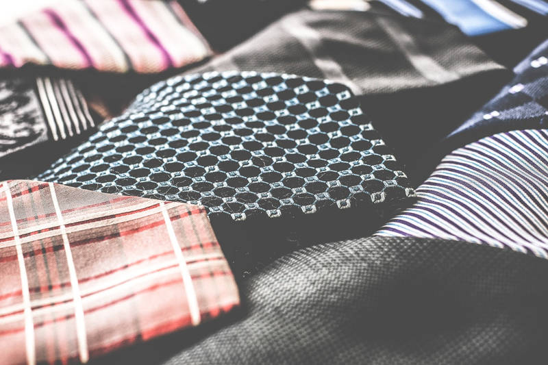 Jaki kolor krawata?