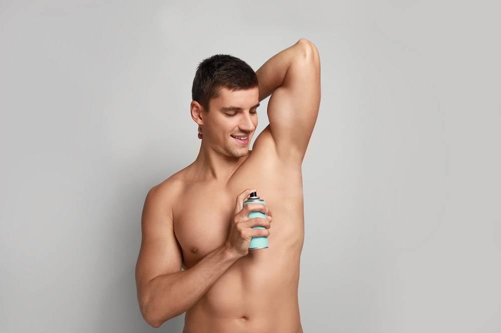 Antyperspirant – rodzaje męskich antyperspirantów