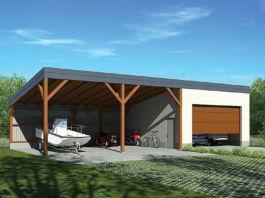 Gotowe projekty garaży