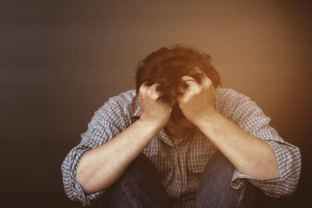 problem z depresją
