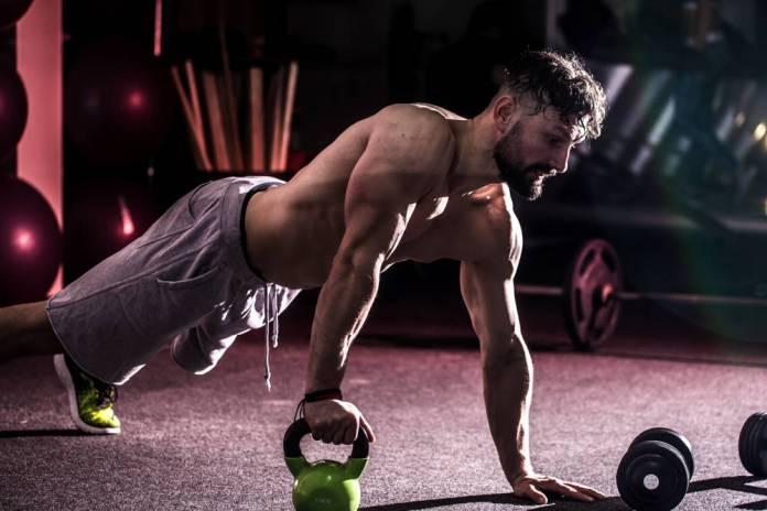 błędy treningowe na siłowni
