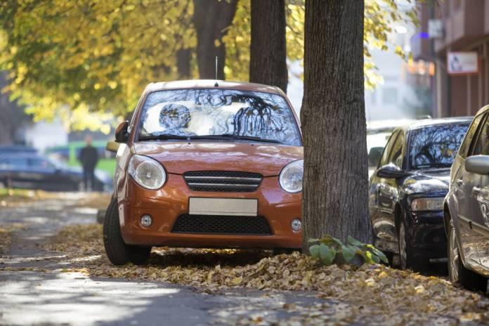 samochód bez prawa jazdy
