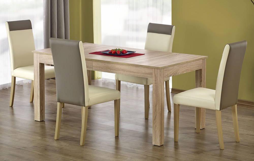 Dlaczego warto postawić na stół w kolorze dąb sonoma?