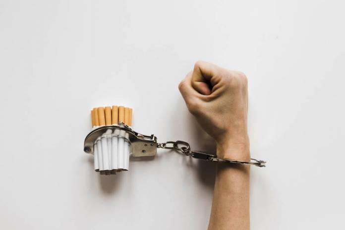 Nikotynowy zakładnik papierosów
